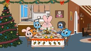 Gumball Saw Game: ¿Rescataremos a la familia de Gumball?