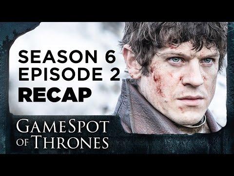 Home: Season 6 Episode 2 Reaction - GameSpot of Thrones