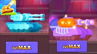 Tank Stars - Gameplay Walkthrough part 44 - Tournaments Legendary Pumpkin & Frost (iOS,Android)