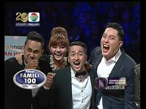 WOW!!! Jackpot 100 Juta & Mobil Dimenangkan Oleh D'Host! - New Famili 100