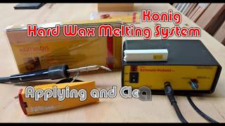 Is the Konig Hot wax System the best