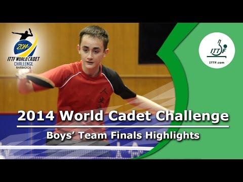2014 World Cadet Challenge - Boy's Team Finals Highlights