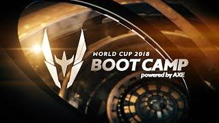 Trực tiếp Châu Âu vs Thái Lan WC  - Vòng bảng AWC 2018 Bootcamp Thái Lan - Garena Liên Quân Mobile