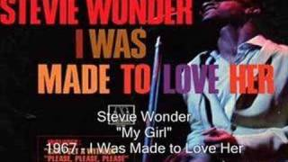 Stevie Wonder - My Girl