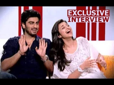 An interview with Arjun Kapoor & Parineeti Chopra