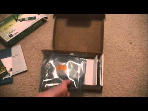 TP-Link 851ND Unboxing