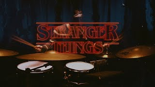 Stranger Things - Drum Cover