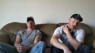 Prior Wisconsin DOC corrections officer  interview