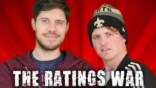 LiveStream: Ratings War - Plumpy and Jack Watch Oldschool Raws