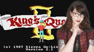 King's Quest II - Romancing the Throne - PushingUpRoses
