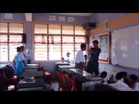 Hari Guru SMK Meru 2015 - Erti Sebuah Pengorbanan | 5 SC 1