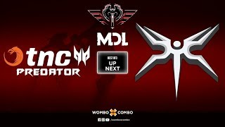 TNC Predator vs Mineski Game 1 | MDL Changsha Major Upper Bracket R1 (Bo3)