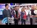 30 Team USA Olympic Hopefuls Discuss The Winter Olympic Games In PyeongChang | Megyn Kelly TODAY