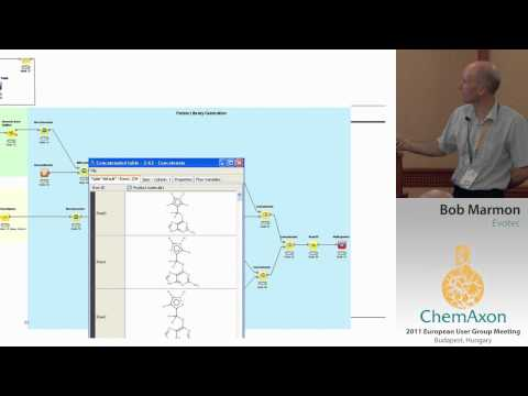 Using Knime to provide desktop tools to chemists - Bob Marmon (Evotec)