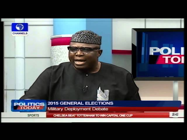 Politics Today: INEC's Readiness For Elections And Other Issues PT4