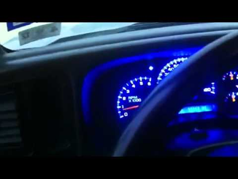 2005 chevy silverado led conversion convertion