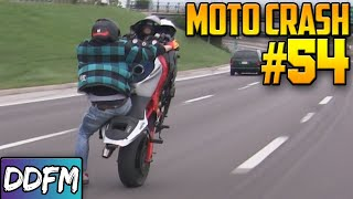 Motorcycle Accident Review #54
