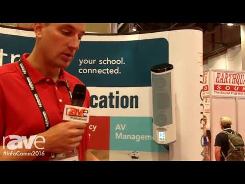 InfoComm 2016: FrontRow Reveals Conductor System for Schools