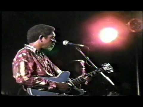 Luther Allison Live! At Memphis in May 1996 Part 4 of 10.
