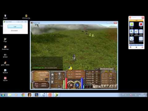 Hacker XP Priston Tale Brasil 2BI por relogada