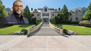 Tyler Perry's former house in Atlanta the highest home listing at $25 million| Photos