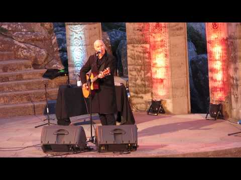 Midge Ure - Brilliant - live @ Minack Theatre; 16.5.13