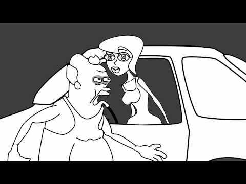 «Баба за рулём» — ОПАSНЫЕ