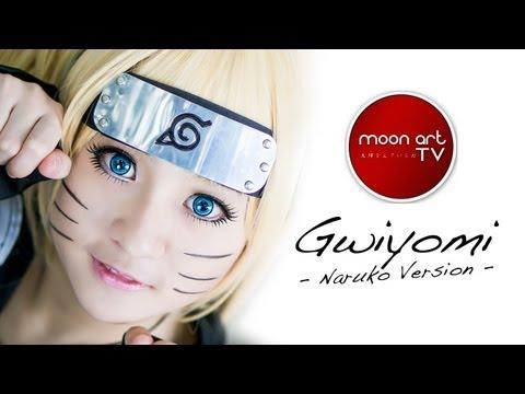 (Gwiyomi) Kiyomi - Cosplay Naruko Version