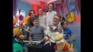 Take That on The Big Breakfast - Interview & Singing with Zig & Zag - 1993