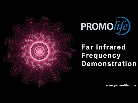 Far Infrared Frequency Demonstration - How Far Infrared Works