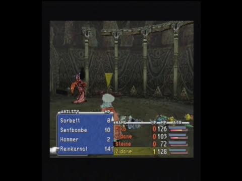 Final Fantasy IX Solo Character Challenge Quina: Meltigemini