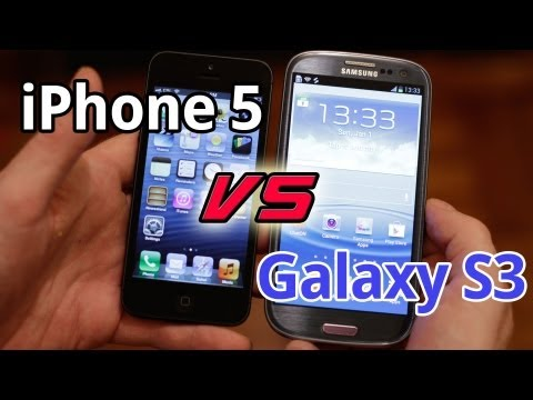 iPhone 5 vs Samsung Galaxy S3 (4)