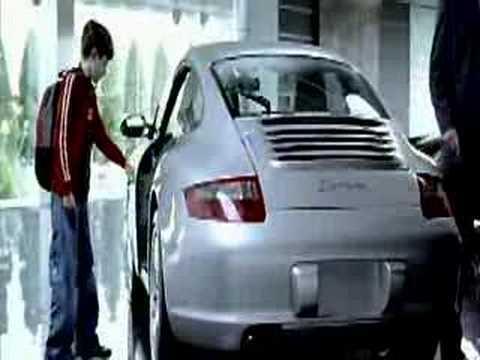 0 Porsche commercial