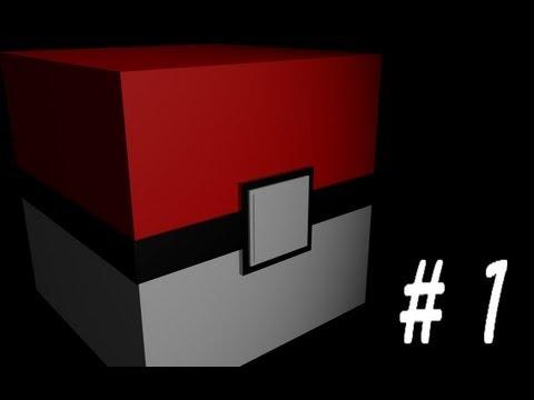 Serie Minecraft : Pokecube ep1
