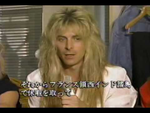 Giuffria - short interview