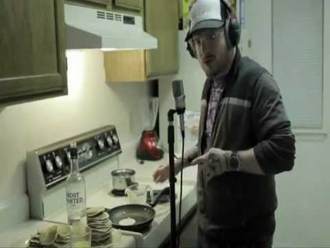 Nerdy White Kid Kills look At Me Now (mac Lethal) Clean video