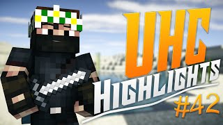 Hypixel UHC Highlights #42 - Burn Perun (31 Team Kills)