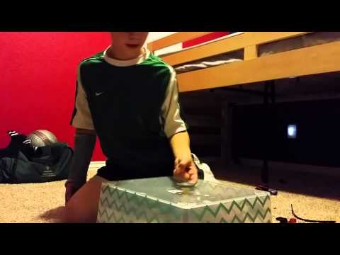 How to disassemble a Beyblade while it spins.