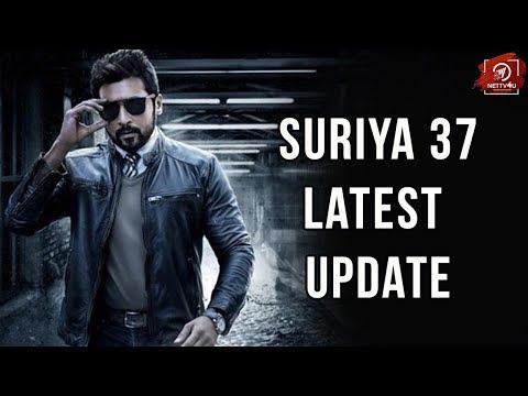Suriya 37 Latest Update I K. V Anand I Arya
