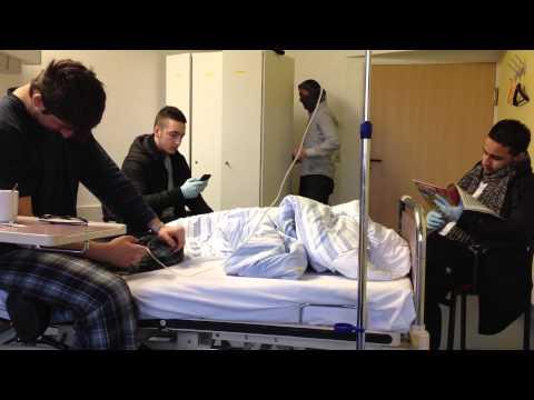 Nordenham Harlem Shake (Hospital)