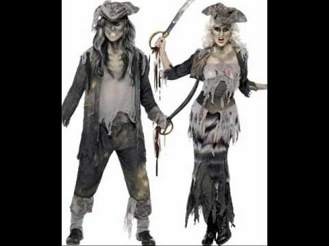 Couples Halloween Costumes Makeup Couple Halloween Costumes And