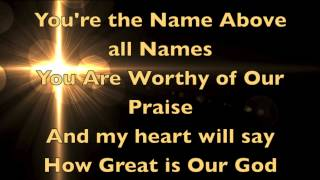 Bishop Paul Morton - How Great Is Our God - YouTube