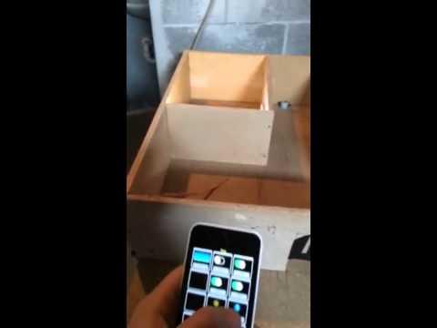 Tesina casa domotica ARDUINO e iPhone