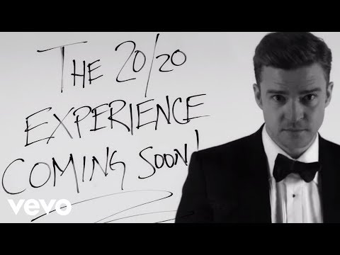 Justin Timberlake announces 20/20 Experience release date, plays Michael Buble dress-up (Video)