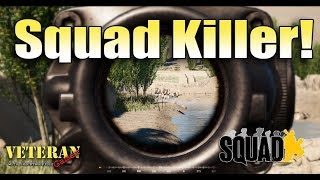 Squad - Squad Killer! - 2080ti gameplay