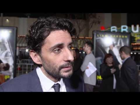 Non-Stop: Director Jaume Collet-Serra Movie Premiere Interview