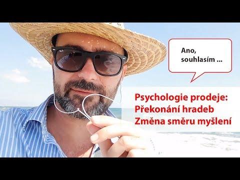 Psychologie prodeje: Psychologie v prodeji: Jak překonat obranné hradby, změnit směr myšlení