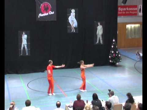 Marion Liskatin & Stephan Schlüter - Sinter Claas Cup 2011