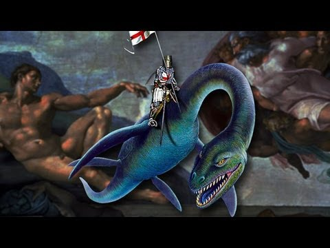 Creationist Textbooks: Darwin Is Wrong Because Loch Ness Monster Is Real