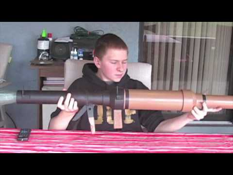 Airsoft Silencer for pellet rifle and pistol